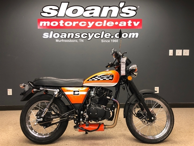2018 Cleveland CycleWerks STREET TRACKER ACE STREET TRACKER at Sloans Motorcycle ATV, Murfreesboro, TN, 37129