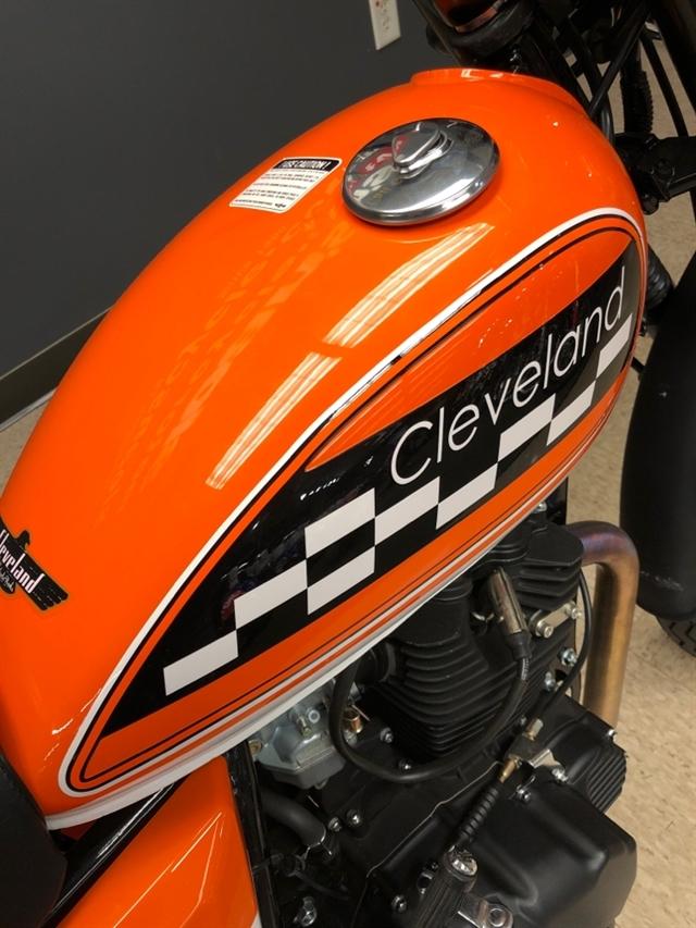 2018 Cleveland CycleWerks STREET TRACKER ACE STREET TRACKER at Sloans Motorcycle ATV, Murfreesboro, TN, 37129