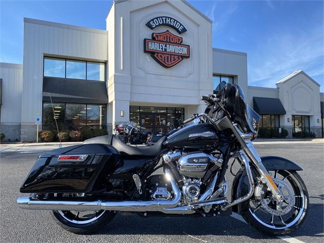 2021 Harley-Davidson Grand American Touring Street Glide at Southside Harley-Davidson