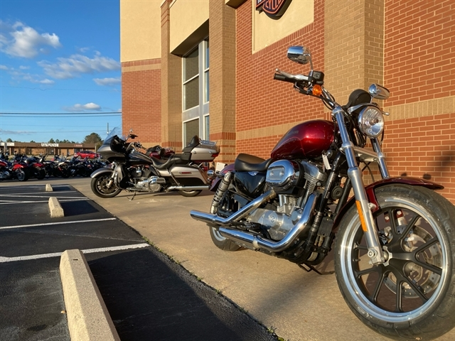 2016 Harley-Davidson Sportster SuperLow® at Harley-Davidson of Macon