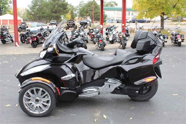 2013 Can-Am Spyder RT-Limited at Aces Motorcycles - Fort Collins