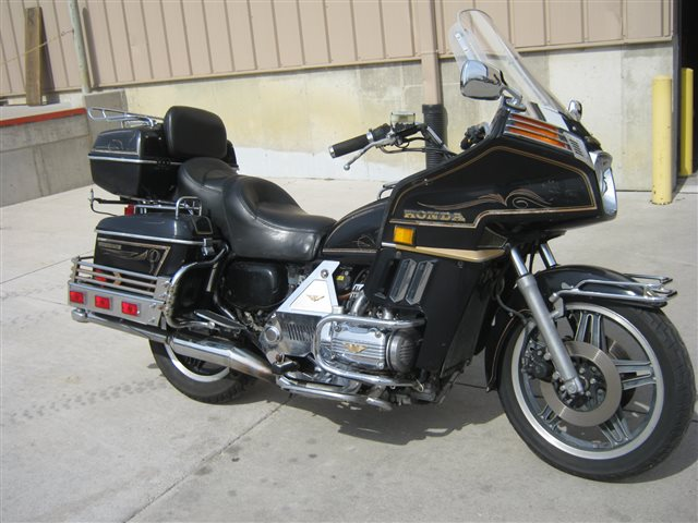 1981 Honda GL1100 Goldwing Interstate at Brenny's Motorcycle Clinic, Bettendorf, IA 52722
