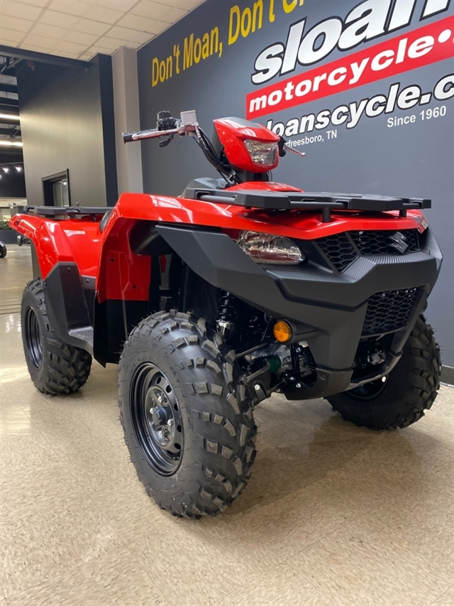 2021 Suzuki KingQuad 750 AXi Power Steering at Sloans Motorcycle ATV, Murfreesboro, TN, 37129