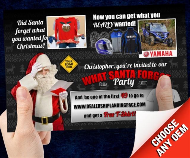 What Santa Forgot  at PSM Marketing - Peachtree City, GA 30269