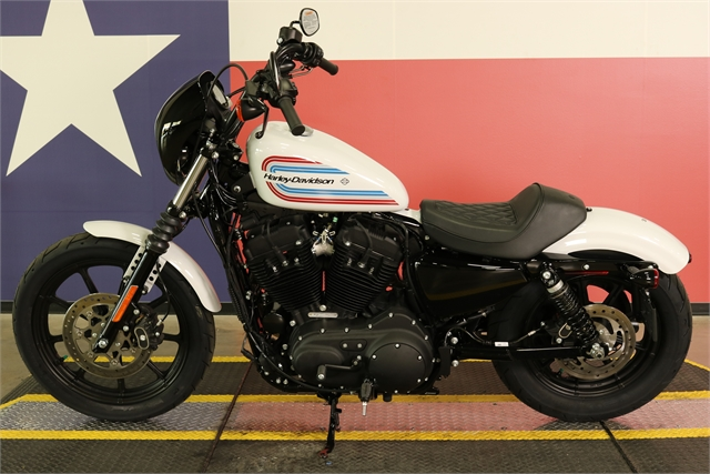 2021 Harley-Davidson Street XL 1200NS Iron 1200 at Texas Harley