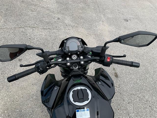 2019 Kawasaki Z400 ABS at Jacksonville Powersports, Jacksonville, FL 32225