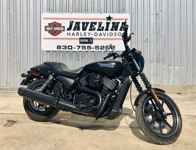 2019 Harley-Davidson Street 750 at Javelina Harley-Davidson