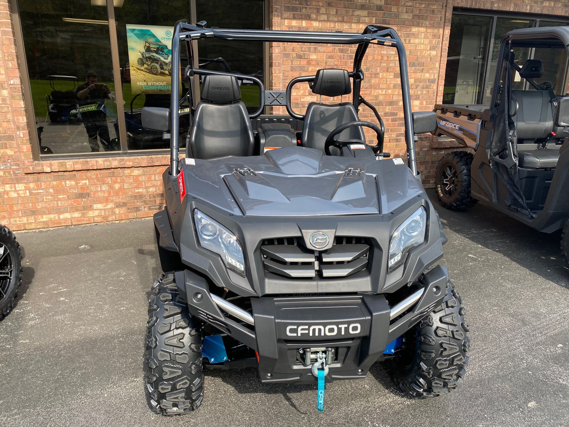 2021 CFMOTO UFORCE 800 at Gold Star Outdoors
