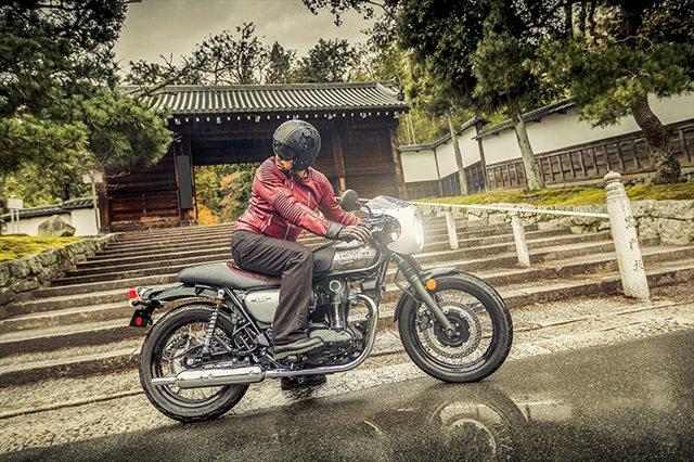 2020 Kawasaki W800 Cafe at Extreme Powersports Inc