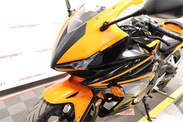 2017 Honda CBR500R Base at Used Bikes Direct