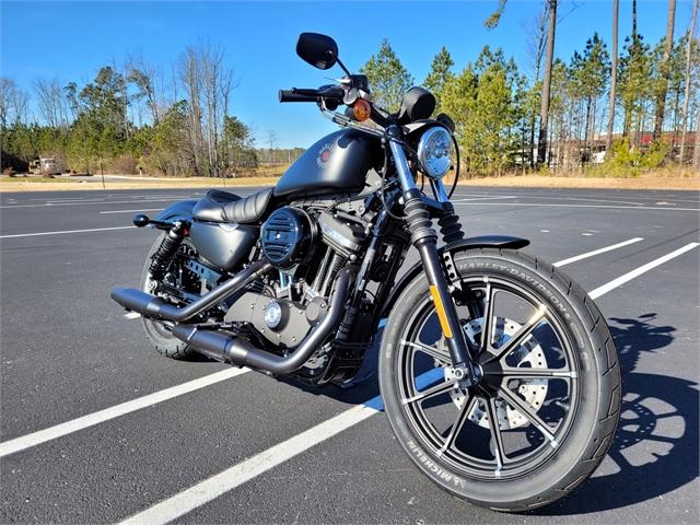 2021 Harley-Davidson Street XL 883N Iron 883 at Richmond Harley-Davidson