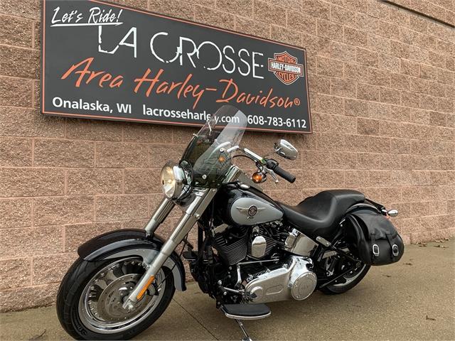 2012 Harley-Davidson Softail Fat Boy at Great River Harley-Davidson