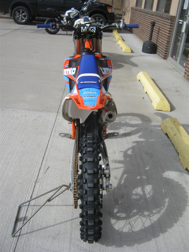2018 KTM 125 SX 2 Stroke at Brenny's Motorcycle Clinic, Bettendorf, IA 52722