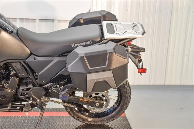 2022 Kawasaki KLR 650 at Thornton's Motorcycle - Versailles, IN
