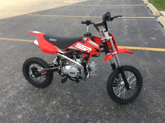 2021 SSR Motorsports SR125 Base at Randy's Cycle, Marengo, IL 60152