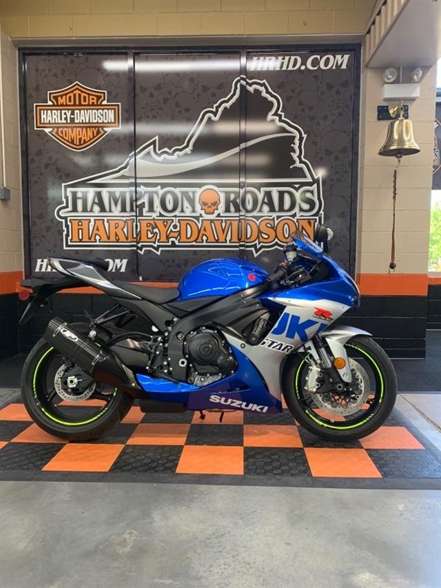 2021 Suzuki GSX-R 600 100th Anniversary Edition at Hampton Roads Harley-Davidson