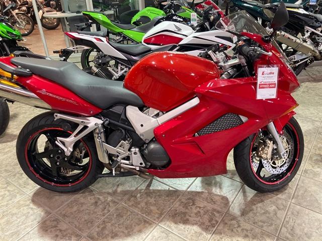 2002 Honda VFR800 VFR800A at Ehlerding Motorsports