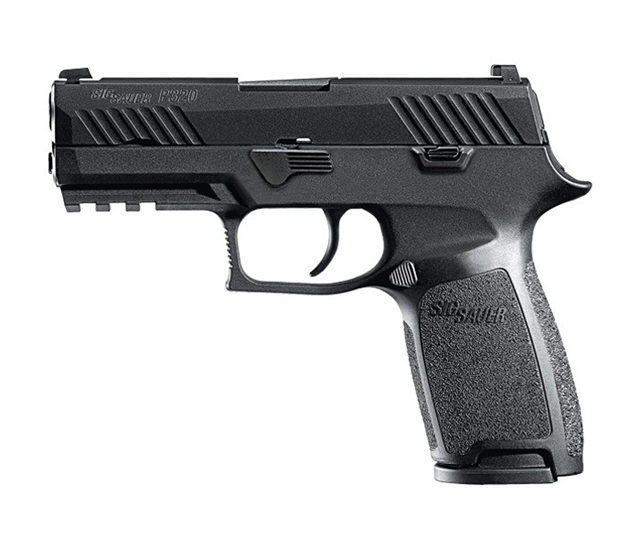 2018 Sig Sauer P320 Nitron Carry at Harsh Outdoors, Eaton, CO 80615