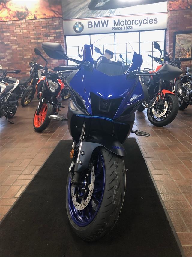 2022 Yamaha YZF R7 at Wild West Motoplex