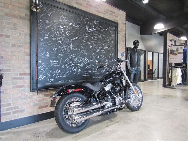 2020 Harley-Davidson Softail Standard at Cox's Double Eagle Harley-Davidson