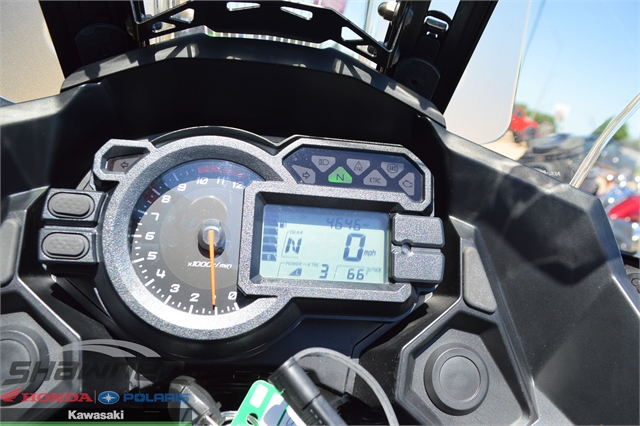 2017 Kawasaki Versys 1000 LT at Shawnee Honda Polaris Kawasaki