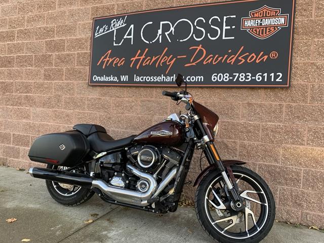 2018 Harley-Davidson Softail Sport Glide at La Crosse Area Harley-Davidson, Onalaska, WI 54650