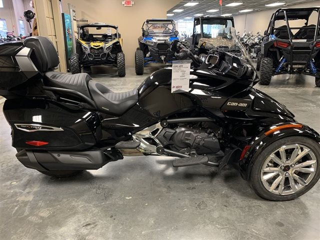 2018 Can-Am Spyder  F3 Limited Dark Limited at Star City Motor Sports