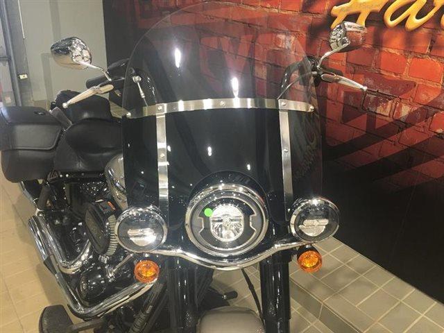 2018 Harley-Davidson FLHCS - Softail Heritage Classic 114 Heritage Classic 114 at Worth Harley-Davidson