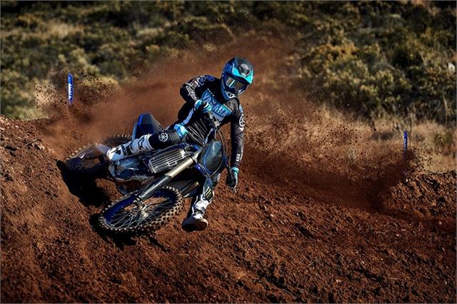 2021 Yamaha YZ 250F Monster Energy Yamaha Racing Edition at Ride Center USA