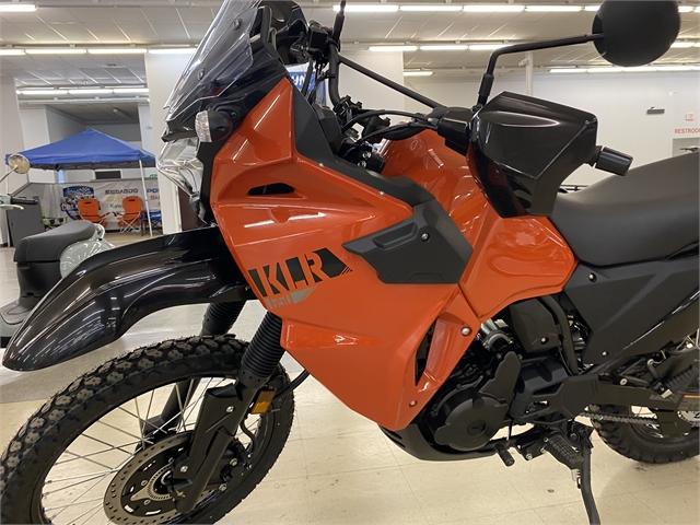 2022 Kawasaki KLR 650 Traveler at Columbia Powersports Supercenter