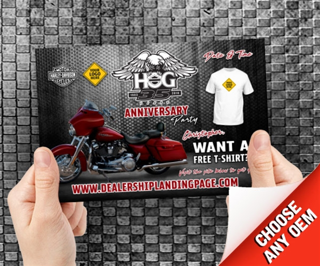 Hog Anniversary Powersports at PSM Marketing - Peachtree City, GA 30269