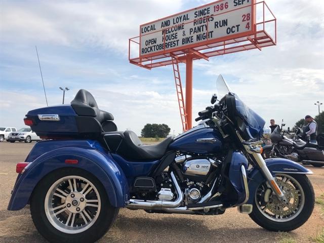 2017 Harley-Davidson Trike Tri Glide Ultra at High Plains Harley-Davidson, Clovis, NM 88101