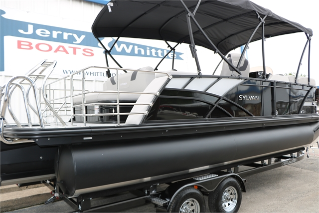2022 Sylvan L3 CLZ DH Tri-toon at Jerry Whittle Boats