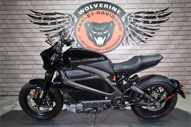 2020 Harley-Davidson Electric LiveWire at Wolverine Harley-Davidson