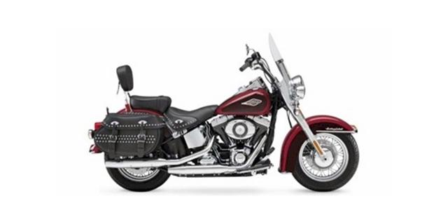 2012 Harley-Davidson FLSTC Heritage Softail Classic at Columbanus Motor Sports, LLC