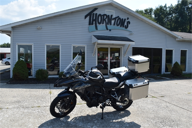 2022 Benelli TRK502X at Thornton's Motorcycle - Versailles, IN