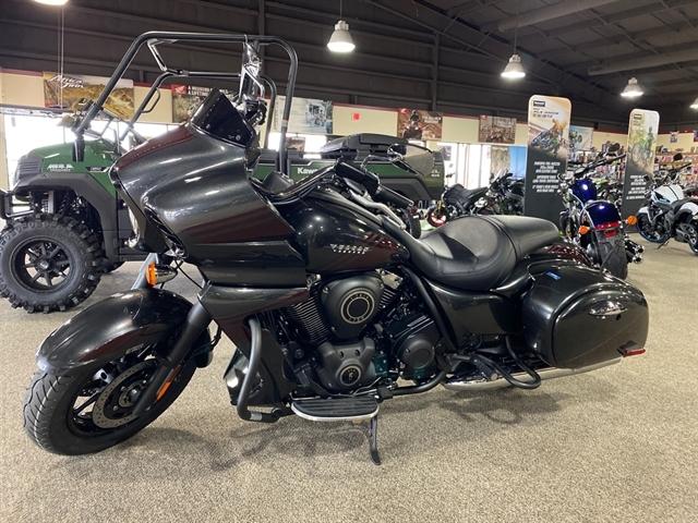 2021 Kawasaki Vulcan 1700 Vaquero ABS at Dale's Fun Center, Victoria, TX 77904