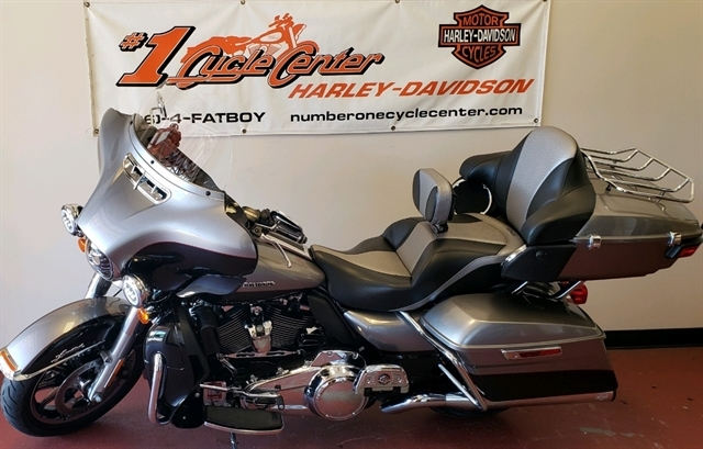 2017 Harley-Davidson Electra Glide Ultra Limited at #1 Cycle Center Harley-Davidson