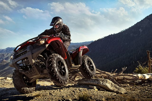 2021 Kawasaki Brute Force 750 4x4i at Santa Fe Motor Sports
