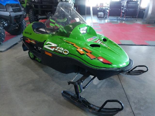 2000 Arctic Cat Z120 at Prairie Motor Sports, Prairie du Chien, WI 53821