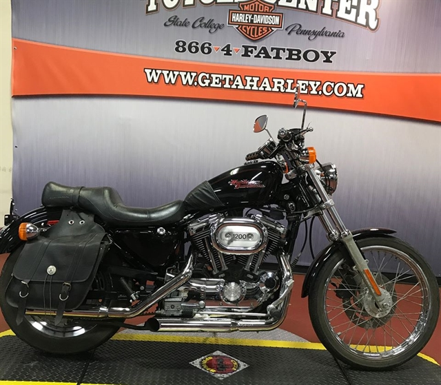 2000 Harley-Davidson XLH 1200 CUSTOM at #1 Cycle Center Harley-Davidson