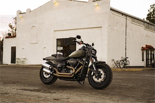 2021 Harley-Davidson Cruiser FXFBS Fat Bob 114 at Garden State Harley-Davidson