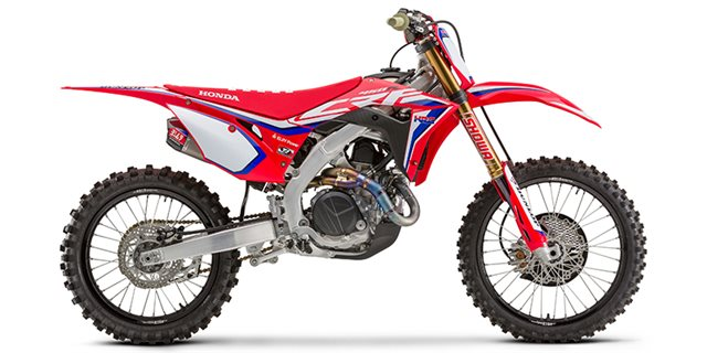 2020 Honda CRF 450RX at Interstate Honda