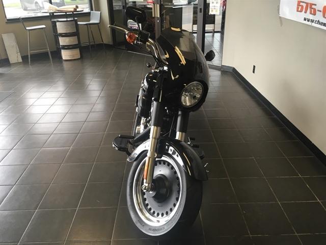 2014 Harley-Davidson Softail Fat Boy Lo at Champion Harley-Davidson