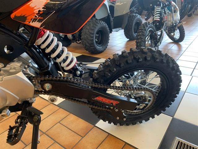2021 SSR Motorsports SR125 SEMI at Bobby J's Yamaha, Albuquerque, NM 87110