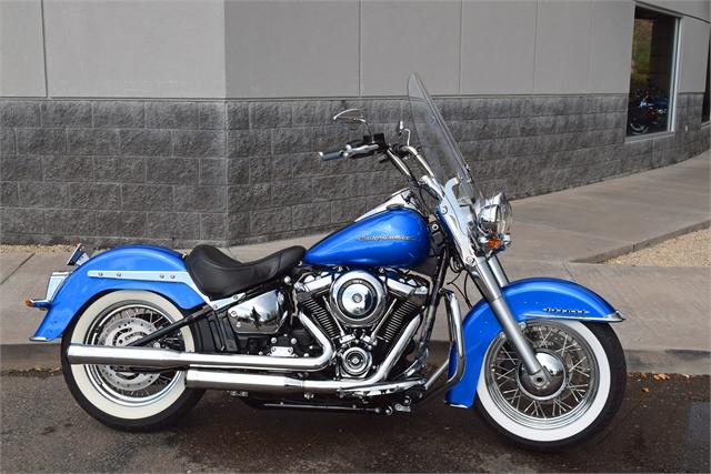 2018 Harley-Davidson Softail Deluxe at Buddy Stubbs Arizona Harley-Davidson