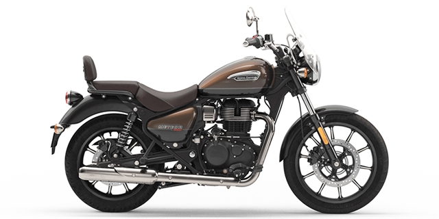 2021 Royal Enfield Meteor 350 at Classy Chassis & Cycles