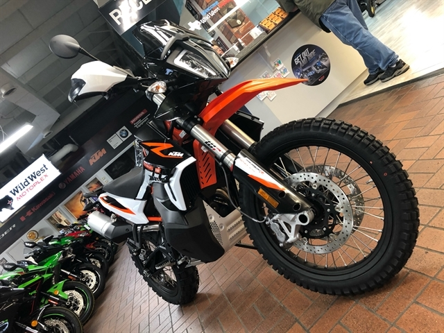 2021 KTM Adventure 890 R at Wild West Motoplex
