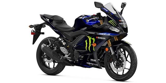 2021 Yamaha YZF R3 Monster Energy Yamaha MotoGP Edition at ATVs and More