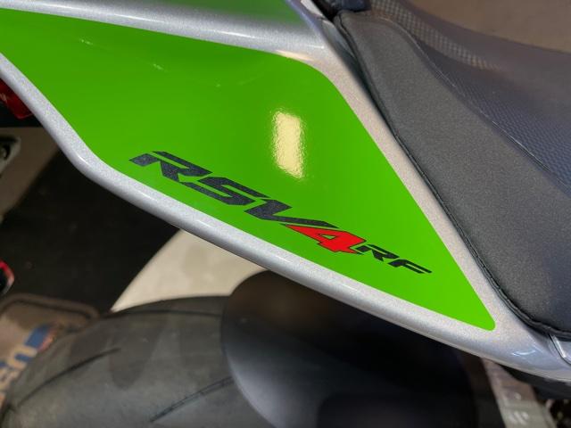 2017 Aprilia RSV4 RF at Martin Moto